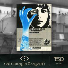 Sono quattro le parole che contraddistinguono i 150 anni di Salmoiraghi & Viganò: innovazione, imprenditoria, successo, benessere #150salmoiraghi #SalmoiraghieViganò #shop #storia #history #vista #occhiali #occhi #eyes #vintage #Milano #milan