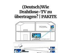 (Deutsch)Wie Drahtlose-TV zu übertragen?    PAKITE
