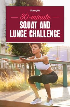 """""""health"""" click and search If youre looking to build your legs or see how long your already powerful legs can endure our Squat and Lunge Challenge was made just for you. Leg Workout Challenge, Lunge Challenge, Best Leg Workout, Perfect Workout, Challenge Ideas, Boxing Workout, Workout Plans, Weight Loss Plans, Weight Loss Transformation"""