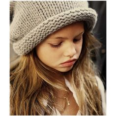 Thylane Lena-Rose Blondeau ❤ liked on Polyvore featuring kids, people, children, girls and photo