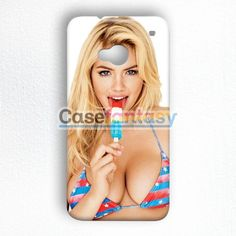 Kate Upton True Babe Sexy HTC One M7 Case | casefantasy