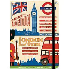 Cavallini Vintage London City Guide