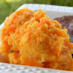 Carrot and parsnip mash @ http://allrecipes.co.uk