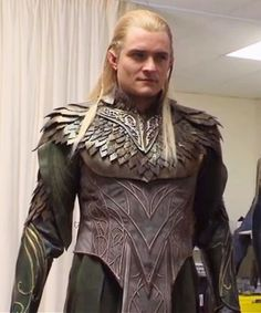 That is good armor @Kyleighs Papercuts Fontana ...it's surprising he was so stout when he was younger