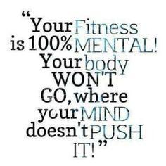 Fitness mental