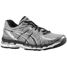 188149a93f3 ASICS® Gel - Kayano 20 - Men s - Paloma Black Lightning. Charles Holbrook · running  shoes