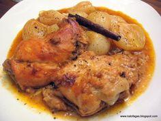 Rabbit Stifado (Κουνέλι-Στιφάδο) - Kalofagas - Greek Food & Beyond - Kalofagas - Greek Food & Beyond