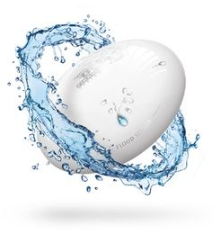 4 Smart Products To Use When Winterizing Your Vacation Home - Fibaro's Smart Flood Sensor is a small connected water device with gold-plated feet that detect water and sends push alerts right to your tablet or smartphone. The sensor can even be connected to your water shut off valve to instantly prevent water damage even when no one is home, making it perfect for monitoring vacation homes from afar.