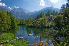 Einladender Steg am Ödsee Mountains, Nature, Photography, Travel, Water, Voyage, Viajes, Traveling, Photograph