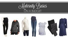 Find tips on how to make the most of your maternity clothes through simple, inexpensive staples and bargain hunting.
