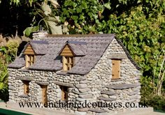 The Parsonage The Parsonage is a two storey, dormer cottage. It is larger than the the Welsh Cottage, to accommodate the local parson and family ! This enchanting olde worlde dwelling place is tra…