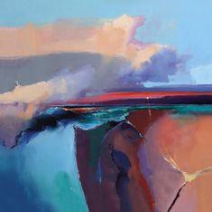 Indigo Dawn I by Peter Wileman