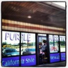 Purple Burrito - Springfield, MO
