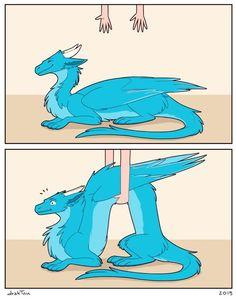 Dragons are liquid. (From Draktau) - Dragons are liquid. (From Draktau) Dragons are liquid. (From Draktau) Dragons are liquid. Mythical Creatures Art, Mythological Creatures, Furry Meme, Dragon Comic, Dragon Sketch, Cute Dragon Drawing, Dragon Memes, Funny Dragon, Dragon Artwork