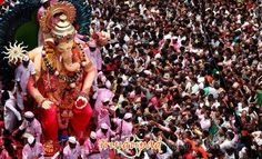Ganesh visarjan