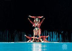 O Cirque du Soleil - what the :o