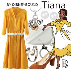 [[MORE]]Dress Belt Purse Shoes Spoon ring Necklace Earrings Frog ring Disney Princess Outfits, Disney Themed Outfits, Disney Dresses, Disneybound Outfits, Disney Inspired Fashion, Character Inspired Outfits, Running Costumes, Casual Cosplay, Vintage Gowns