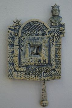Neil MacDonell_contemporary ceramics_Faces_Bath
