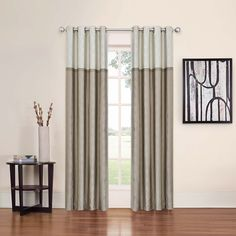 84a65b0c0c54 Eclipse Arno Thermalayer Blackout Window Curtain Panel