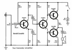 Electronic Circuit Design, Electronic Engineering, Electrical Engineering, Diy Electronics, Electronics Projects, Radio Design, Electric Circuit, Electronic Schematics, Electrical Installation