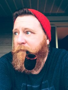 smoke-and-iron:  Look what the awesome Jenny made for me!!!! Jenny I love it! Thanks so much, you have an amazing talent, and your the sweetest ever! Now I really look like Yukon Cornelius!!  Follow Jenny hereShe is hilarious and sweet, and oh so pretty!