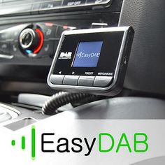 Pro dab #digital radio #adapter for universal car radios - fm #transmitter for ip,  View more on the LINK: 	http://www.zeppy.io/product/gb/2/252205844869/