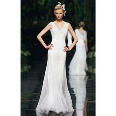 Brides: Pronovias - Spring 2013 : Wedding Dresses Gallery