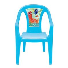 "Kids Only Indoor and Outdoor Disney Pixar Finding Dory Resin Chair - Kids Only - Toys ""R"" Us"