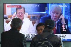 South Korea Names 2 Envoys to Meet With Kim Jong-un