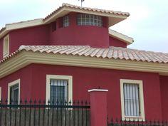 Pinturas de exteriores de gran calidad para renovar y proteger su fachada.