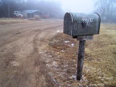 Misted Mailbox; Brownell, KS;Picture Perfect Prairie; LIKE, COMMENT, OR SHARE TO VOTE!