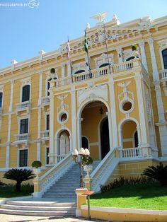 Palácio Anchieta, Vitória, Espírito Santo, Brazil