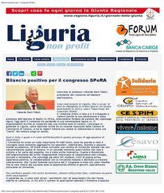 Liguria Non Profit - 24 Novembre - p.1/2