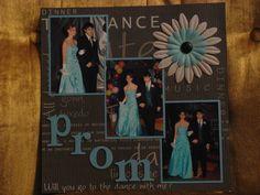 Jr. Prom Pg. 2 * - Scrapbook.com