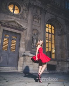 Fashion photo and lighting setup with Strobe by Guillaume Capt'n Geetch Agez (1/40 sec., f/4, ISO: 320)