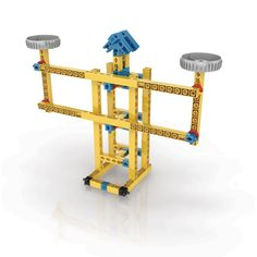 #enginotoys #engino #toys #toysforkids #educationaltoys #toysforchildren #children #parents #fun #play #invent #mechanical #science Types Of Machines, Simple Machines, Pulley, Educational Toys, Drafting Desk, Inventions, Kids Toys, Parents, Science