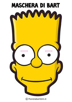 This PNG image was uploaded on December am by user: yamzy and is about Bart Simpson, Character, Computer Icons, Desktop Wallpaper, Emoticon. Homer Simpson, Simpsons Tattoo, Simpsons Drawings, Printable Halloween Masks, Printable Masks, Free Printables, Halloween Ideas, Printable Paper, Mooncake