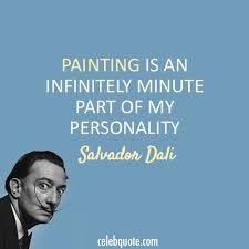 Salvador Dali Quote (About painting arts) Salvador Dali Quotes, Qoutes, Funny Quotes, The Originals Characters, Genius Quotes, Artist Quotes, Painting Quotes, Different Quotes, Artist Life