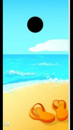 Bean Bag/ cornhole board! Beach themed