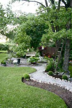 Trädgårdsflow: Skönt med grönt