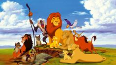 The Lion King HD Wallpapers Backgrounds Wallpaper
