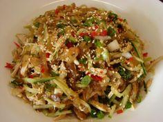 Korean Jellyfish Salad | jellyfish_salad_chinese