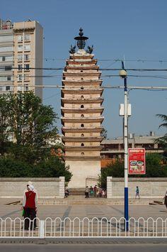 Kunming - Pagode de l'ouest