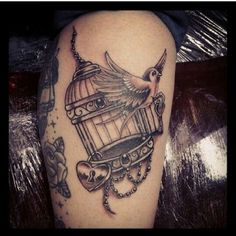 Image result for cage freedom tattoo