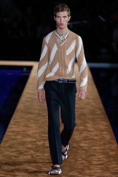 Prada Spring-Summer 2015 Men's Collection