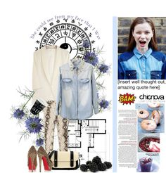 """""""Losing My Mind on a Tiny Error"""" by violet-peach ❤ liked on Polyvore"""