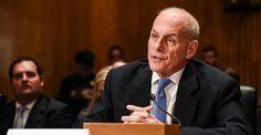 Homeland Security Secretary John Kelly admits he has no idea how to fight homegrown terrorist attacks
