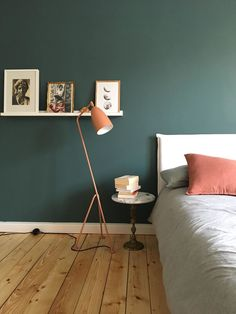 Living in winter: The most beautiful living and decoration ideas from January - Wohnung - Schlafzimmer