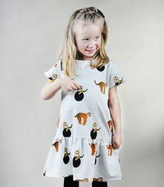 Kleid Tigers von Samodobro auf DaWanda.com