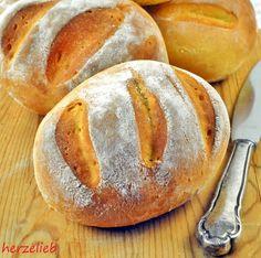 Süßkartoffel-Brötchen - ein Rezept mit Buttermilch und Süßkartoffeln